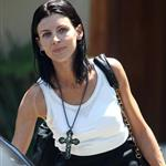 Liberty Ross steps out to meet with her Lawyer in Los Angeles  122864