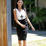 Liberty Ross steps out to meet with her Lawyer in Los Angeles  122865