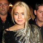 Lindsay Lohan and sister Ali attend a party last night 48075