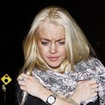 Lindsay Lohan in LA this weekend 47339