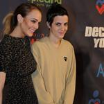 Lindsay Lohan and Samantha Ronson at Declare Yourself even in Washington before Obama inauguration 30981