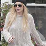 Lindsay Lohan meets with probation officer 62146