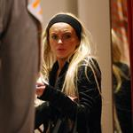 Lindsay Lohan shops in New York  52612
