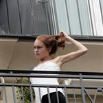 Lindsay Lohan in Paris with Ali Lohan  39040