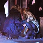 Lindsay Lohan stumbles around New York after partying  82372