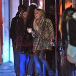 Lindsay Lohan stumbles around New York after partying  82375