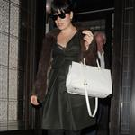 Lily Allen leaving 34 restaurant in Mayfair, London 110038