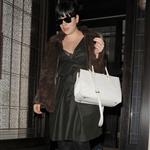 Lily Allen leaving 34 restaurant in Mayfair, London 110047