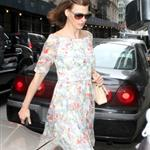 Linda Evangelista arrives at Family Court, New York City 113520