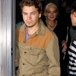 Lindsay Lohan goes clubbing with Emile Hirsch hours after house arrest release 88802