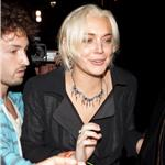 Lindsay Lohan goes clubbing with Emile Hirsch hours after house arrest release 88808