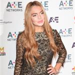 Lindsay Lohan at A&E Networks 2012 Upfront at Lincoln Center 114183