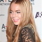 Lindsay Lohan at A&E Networks 2012 Upfront at Lincoln Center 114189
