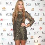Lindsay Lohan at A&E Networks 2012 Upfront at Lincoln Center 114192