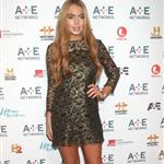 Lindsay Lohan at A&E Networks 2012 Upfront at Lincoln Center 114193