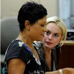 Lindsay Lohan appears in court for a progress hearing 90481
