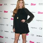 Lindsay Lohan at Star Magazine's All Hollywood Event 112282