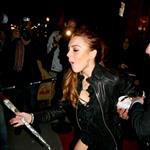 Lindsay Lohan in Montreal to host party at Tribe Hyperclub 38224