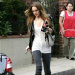 Lindsay Lohan and Samantha Ronson out and about in LA 34770