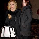 Lisa Marie and Priscilla Presley at Food Bank event in New York City 15323