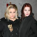 Lisa Marie and Priscilla Presley at Food Bank event in New York City 15325