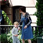 Liv Tyler in New York with mother and son Milo 61716