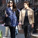 Liv and Theo together in New York 83090