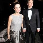 Colin Firth and wife Livia at Met Gala 2011 84592