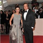 Colin Firth and wife Livia at Met Gala 2011 84596
