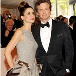 Colin Firth and wife Livia at Met Gala 2011 84598