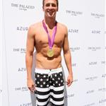 Ryan Lochte hosts a day at Azure Pool inside The Palazzo Resort Hotel & Casino in Las Vegas 123772
