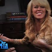 Dina Lohan on Dr Phil 126629