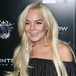 Lindsay Lohan at Saints Row The Third party  96192