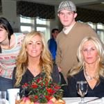 Ali Lohan with Dina Lohan at a Thanksgiving volunteer dinner 51180