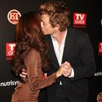Eva Longoria and Simon Baker at the TV Guide Sexiest Stars Party 35489