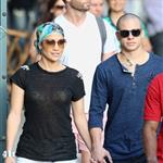 Jennifer Lopez and Casper Smart go for dinner in New York 121440