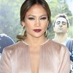 Jennifer Lopez at the Los Angeles premiere of What to Expect When You're Expecting  114597