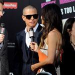 Casper Smart at the Los Angeles premiere of What to Expect When You're Expecting  114601
