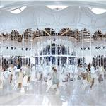 Louis Vuitton Ready to Wear Spring / Summer 2012 show during Paris Fashion Week on October 5, 2011 95730