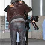 Kellan Lutz arrives in Vancouver to shoot Twilight finales  80686