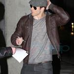 Kellan Lutz arrives in Vancouver to shoot Twilight finales  80688