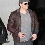 Kellan Lutz arrives in Vancouver to shoot Twilight finales  80690