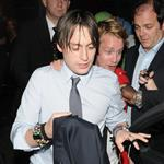 Macaulay Culkin in London with Kieran Culkin at Scott Pilgrim afterparty 67378