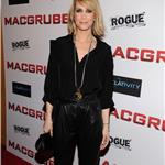 Kristen Wiig at the New York premiere of MacGruber  61592