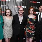 Mad Men cast at Season 4 finale event 71075