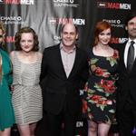 Mad Men cast at Season 4 finale event 71076