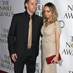Nicole Richie and Joel Madden at the Noble Humanitarian Awards 48933