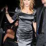 Madonna celebrates her 52nd birthday early with Lourdes and Jesus in London  67148