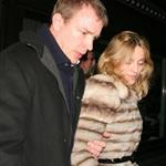 Guy Ritchie and Madonna Leave Cecconi's restaurant. December 2006 99397