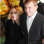 Madonna and Guy Ritchie The UK premiere of Arthur and the Invibles. January 2007 99398